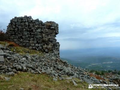 Castillo de Viriato-Sierra San Vicente - El Piélago;viajes singles madrid excursiones en madrid
